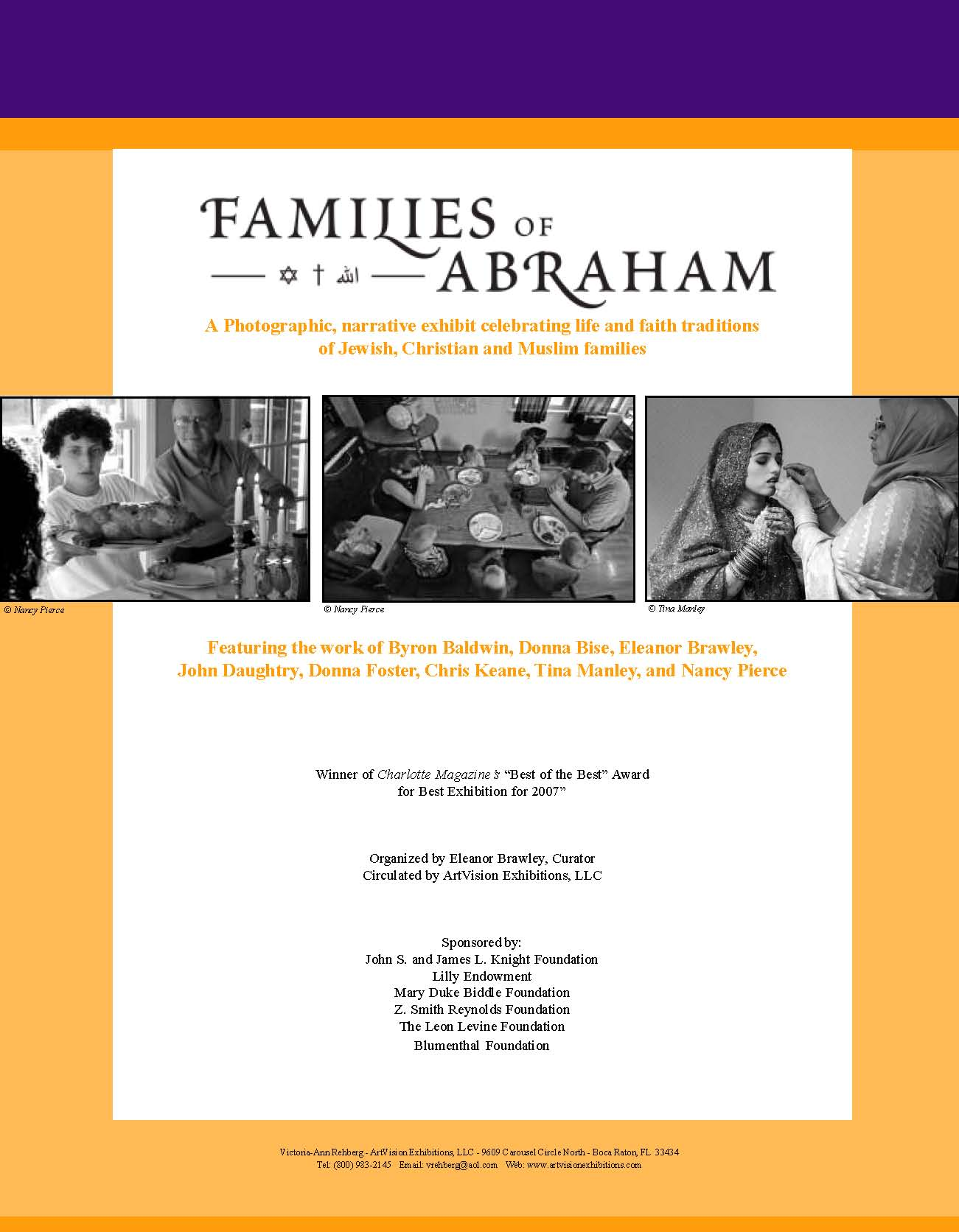 Families of Abraham