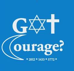 courage project logo