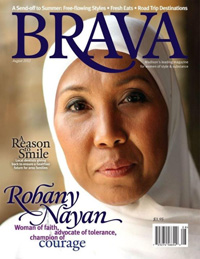 Rohany Nayan on Brava Cover